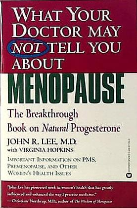 DVDs What Your Dr. May Not Tell You About Menopause - 1 book