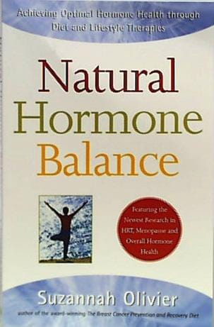 Books Natural Hormone Balance - 1 book