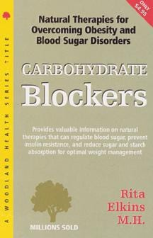 Books Carbohydrate Blockers - 1 book