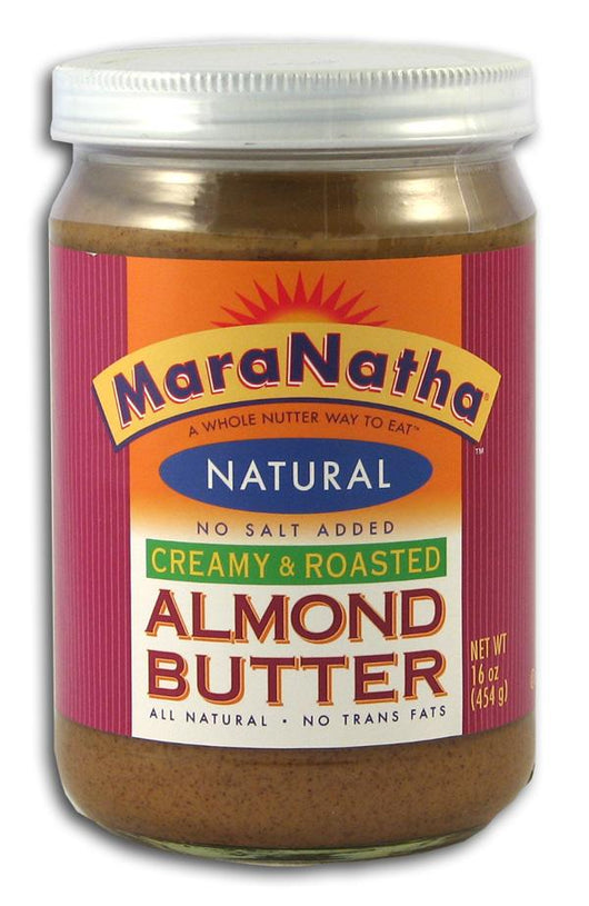 Maranatha Almond Butter Smooth Roasted - 16 ozs.