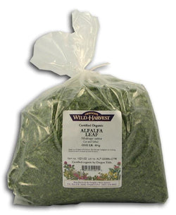 Oregon's Wild Harvest Alfalfa Leaf Cut & Sifted Organic - 1 lb.