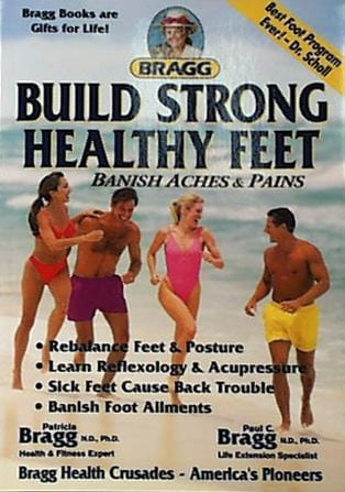 Books Build Strong Healthy Feet - 1 book