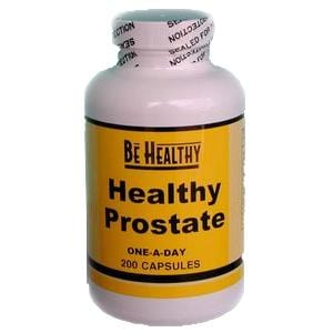 Be Healthy Healthy Prostate - 200 caps