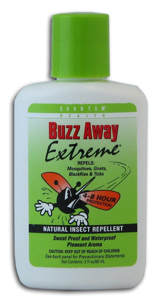 Quantum Buzz Away Extreme Lotion - 2 ozs.