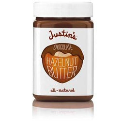 Justin's Nut Butter Hazelnut Butter, Chocolate - 16 ozs.