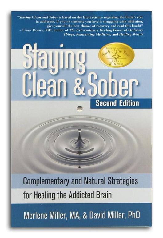 Books Staying Clean and Sober - 1 book