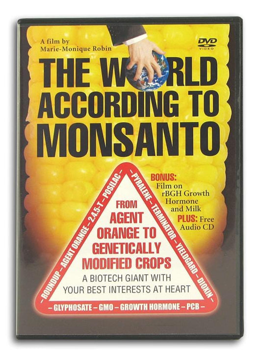 Books The World According to Monsanto (DVD) - 1 DVD