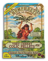 Humphrey's Colic Tablets #36 Very Cherry - 135 pellets