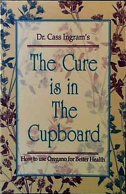 Books The Cure is in the Cupboard - 1 book