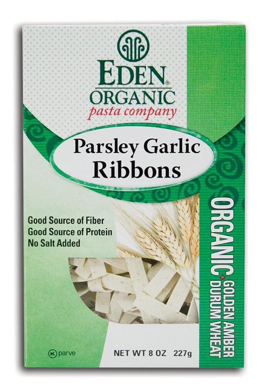 Eden Foods Parsley & Garlic Ribbons - 6 x 8 ozs.