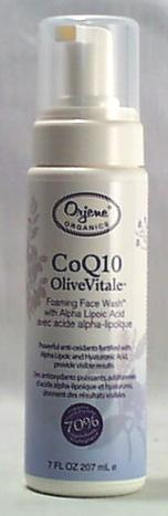 Orjene Foaming Face Wash - 7 ozs.
