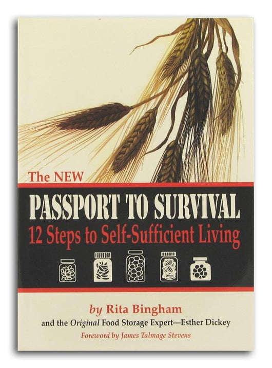 Books The New Passport to Survival - 1 book