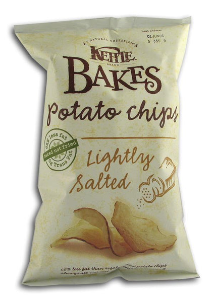 Kettle Foods Bakes - Lightly Salted - 4 ozs.