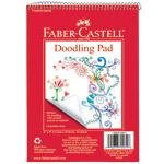 Faber Castell Paper Doodling Pad 6
