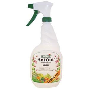 SaferGrow Ant Out Natural Ant & Insect Killer, Organic - 32 ozs.