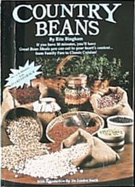 Books Country Beans - 1 book