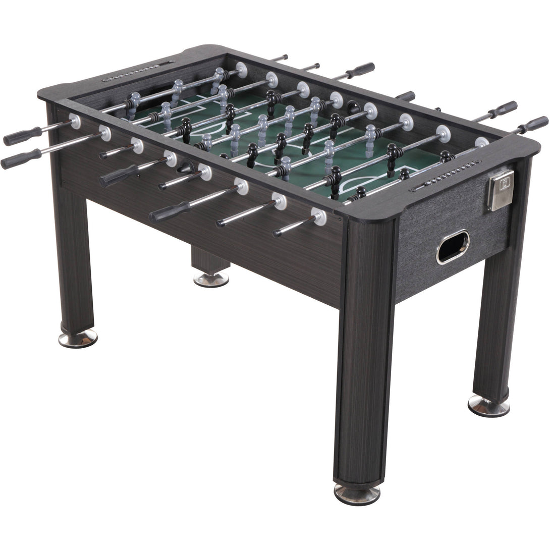 Sport Squad Greyson 56'' Regulation Size Foosball Table - Game Room Lounge Foosball Table, Sport Squad