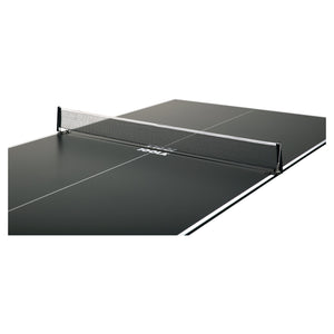 JOOLA Conversion Table Tennis Top with Net Set and Protective Foam Backing (Billiard Cover) - Game Room Lounge Table Tennis, Joola