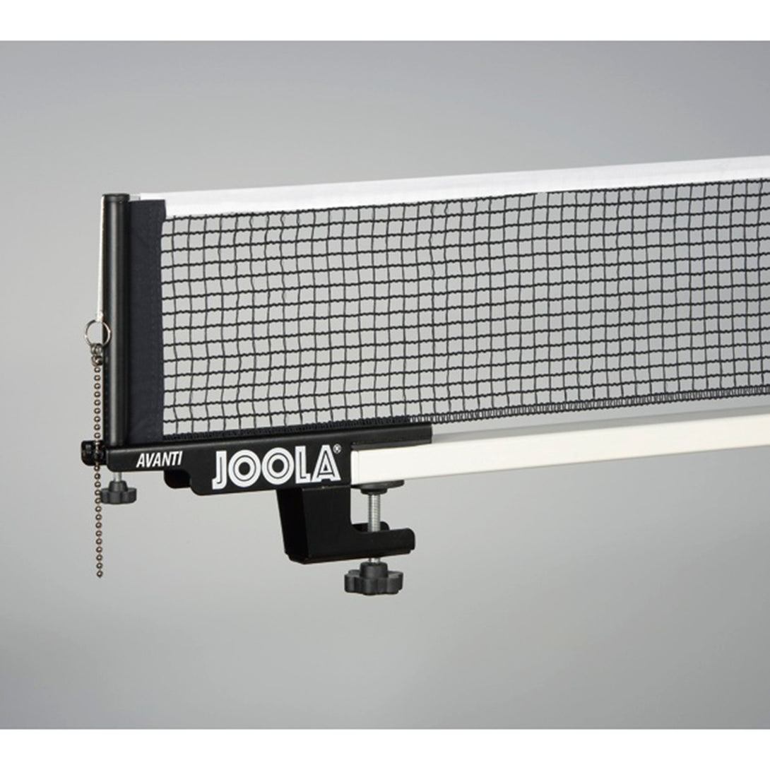 JOOLA Avanti Table Tennis Net and Post Set - Game Room Lounge Accessories, Joola