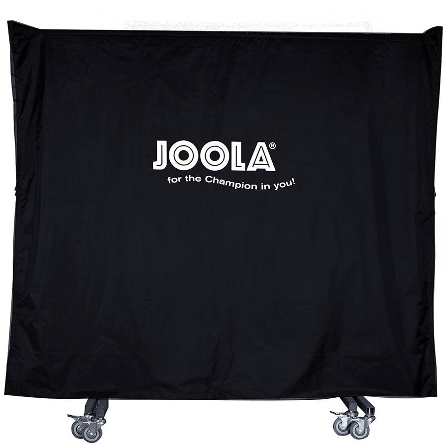 JOOLA Dual Function Indoor/Outdoor Waterproof Table Tennis Table Cover - Game Room Lounge Table Cover, Joola