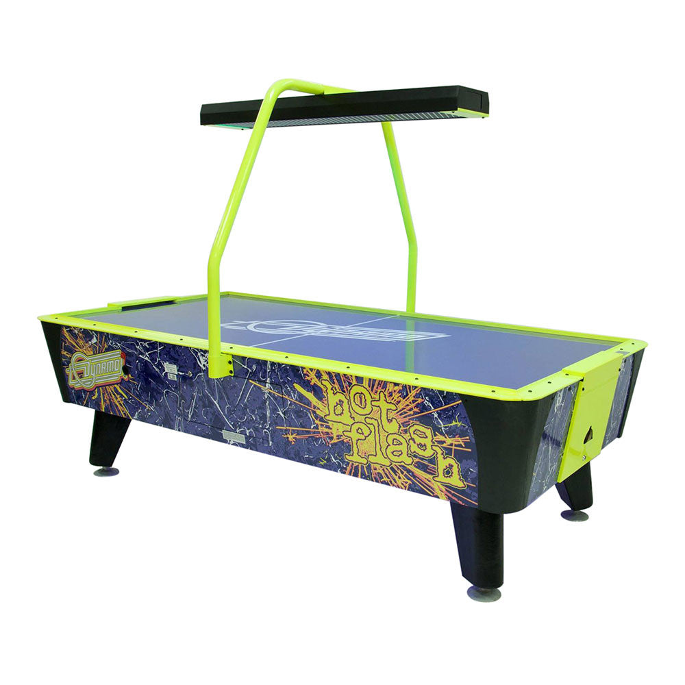 Dynamo Hot Flash Air Hockey Table - Game Room Lounge Air Hockey Table, Dynamo