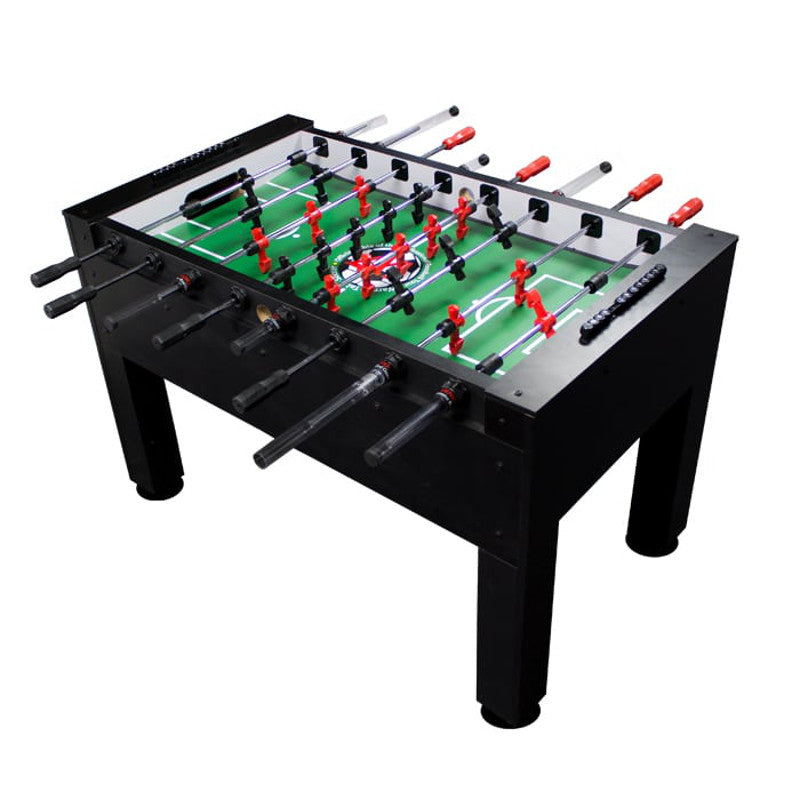 Warrior Foosball Table Soccer Professional - Game Room Lounge Foosball Table, Warrior