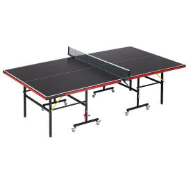 Viper Arlington Indoor Table Tennis Table - Game Room Lounge Table Tennis, Viper