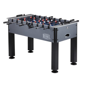 Fat Cat Rebel Foosball Table - Game Room Lounge Foosball Table, Fat Cat