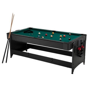 Fat Cat Original Pockey 3 In 1 Game Table - Game Room Lounge Multi-game Table, Fat Cat