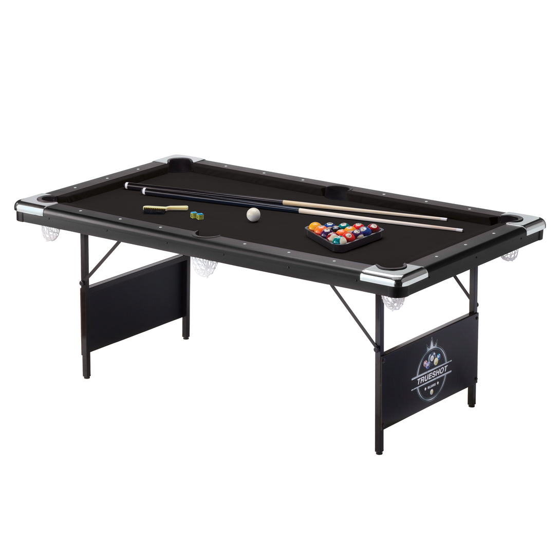 Fat Cat Trueshot Billiard Table - Game Room Lounge Billiards, Fat Cat