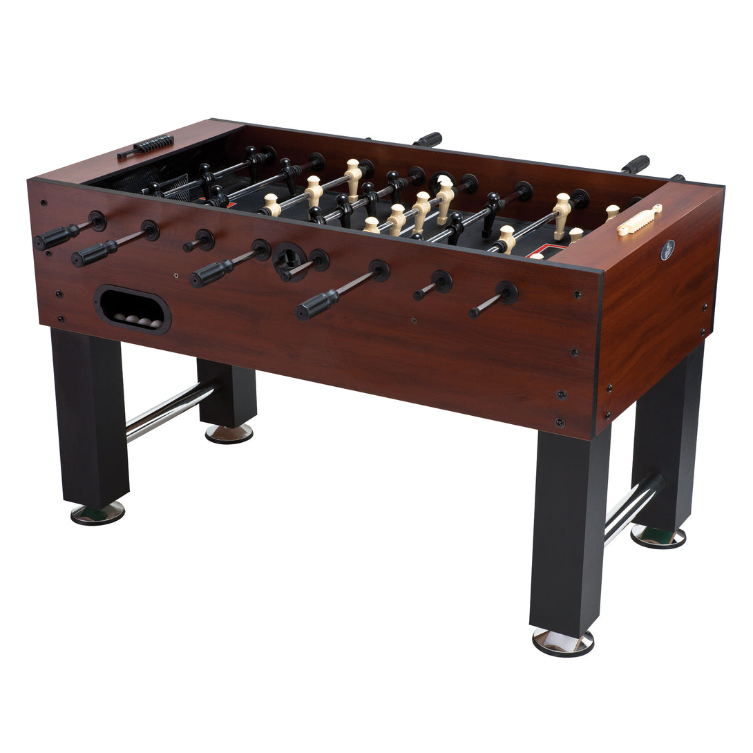 Fat Cat Tirade MMXI Foosball Table - Game Room Lounge Foosball Table, Fat Cat
