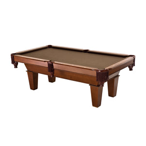 Fat Cat 7' Frisco Billiard Table W/Play Pkg - Game Room Lounge Billiards, Fat Cat