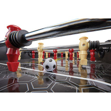 Fat Cat Revelocity Foosball Table - Game Room Lounge Foosball Table, Fat Cat