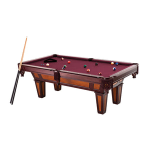 Fat Cat 7' Reno Billiard Table W/Play Pkg - Game Room Lounge Billiards, Fat Cat