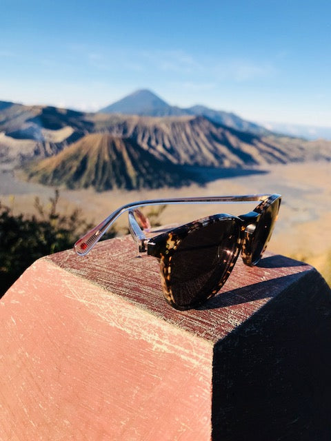 Mount Bromo Volcano in East Java  with @chiroru91