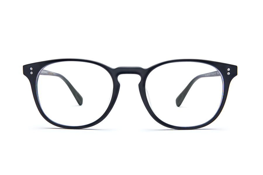 Rocket MTO P3 Classic Matte Black Glasses (Launch Edition)
