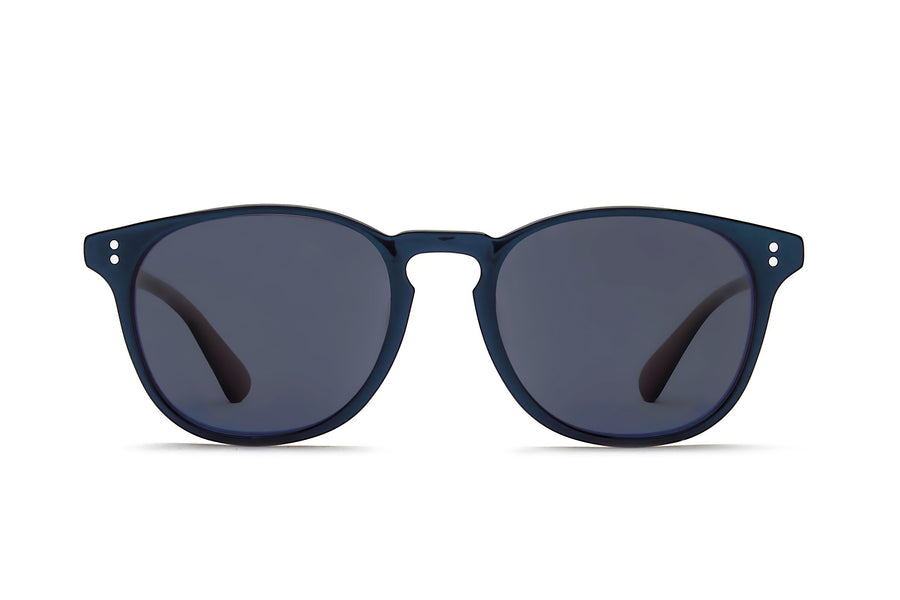 Rocket P3 Classic Midnight Blue/Peach with Blue Polarized Lenses (Launch Edition)