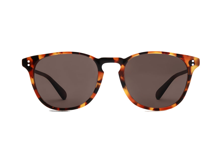 Rocket P3 Classic Caramel Tortoise & Sienna with Brown Polarized Lenses (Tortoise and Crystal)