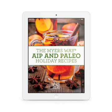 AIP & Paleo Holiday Recipe eBook