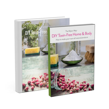 Toxin-Free Home & Body DVD with Recipe eBook