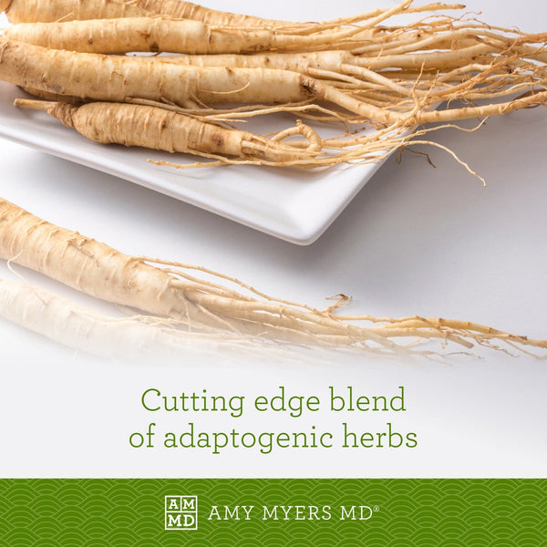 Cutting Edge Blend of adaptogenic herbs - Amy Myers MD®