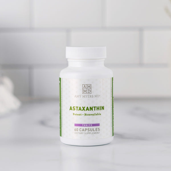 Astaxanthin Supplement - 60 capsules - Amy Myers MD®