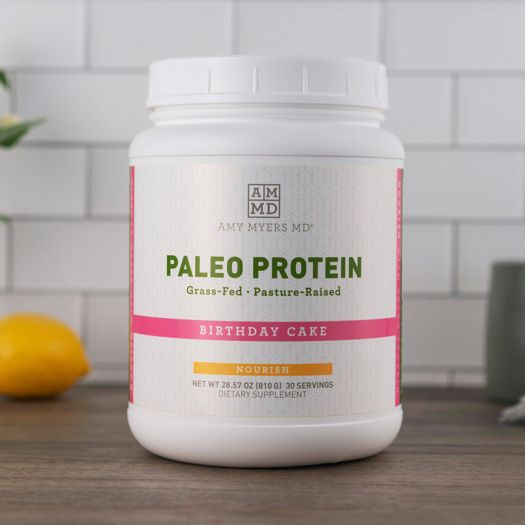 Paleo Protein powder - Birthday Cake - Amy Myers MD®