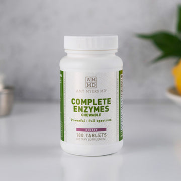 Complete Enzymes - Chewable