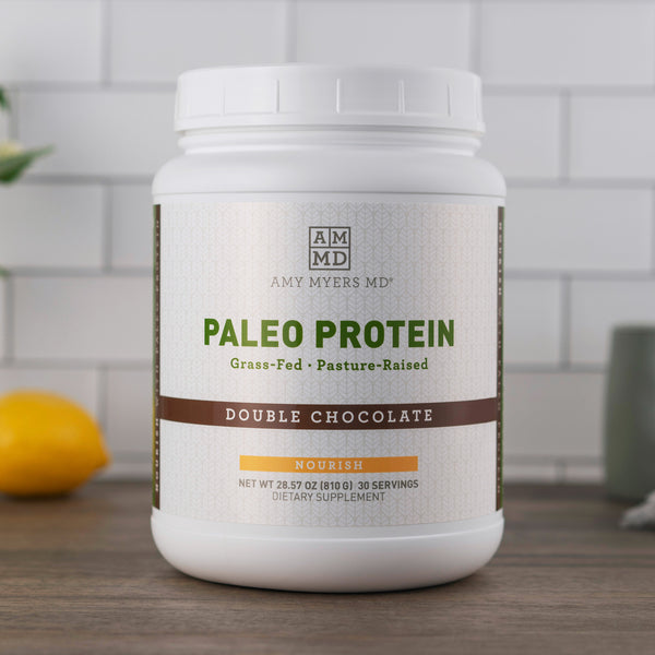 Paleo Protein powder - Double Chocolate - Amy Myers MD®