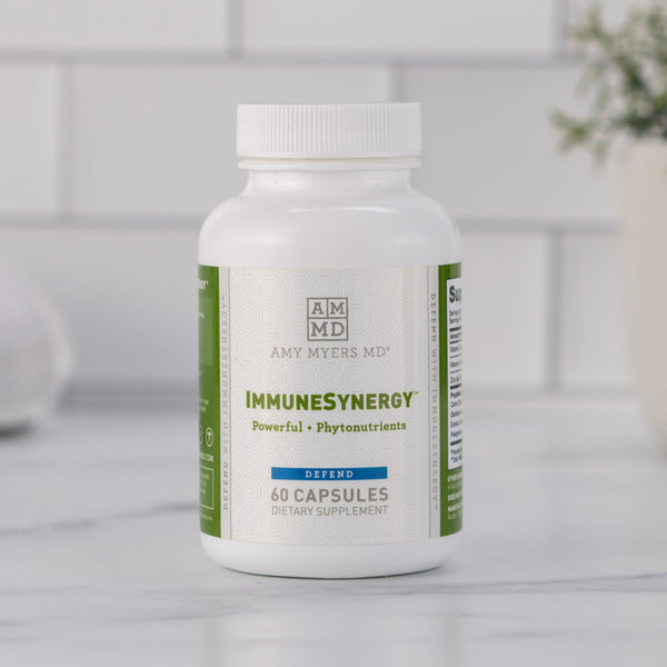 ImmuneSynergy™ Immune Support Supplement - Amy Myers MD®