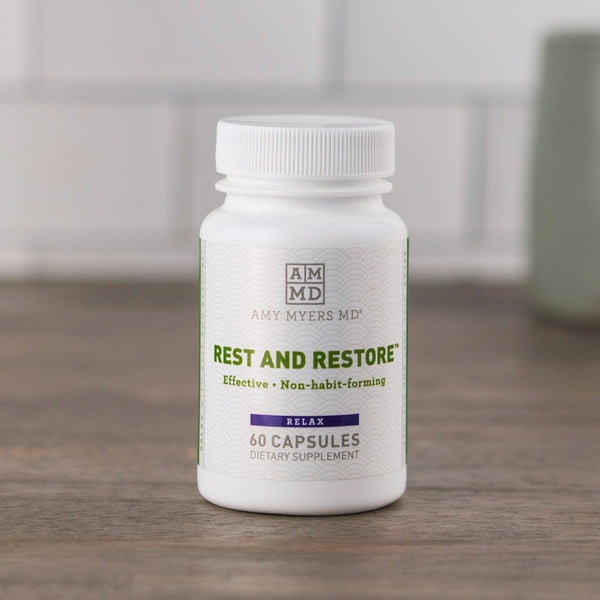 Rest and Restore™ sleep supplement - Amy Myers MD®