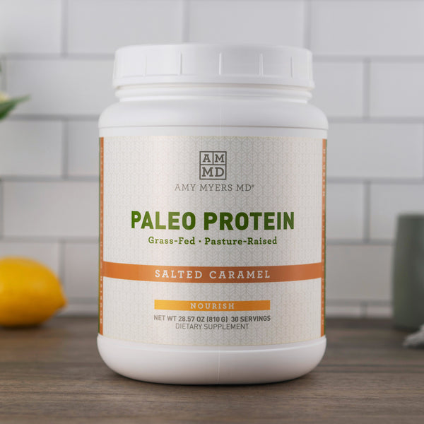 Paleo Protein powder - Salted Caramel - Amy Myers MD®