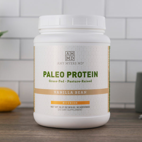 Paleo Protein powder - Vanilla Bean - Amy Myers MD®