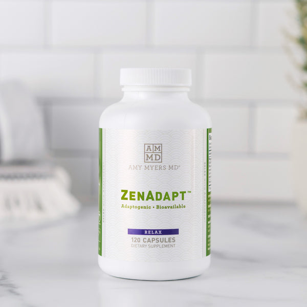 ZenAdapt™ - Adaptogenic Herbs Supplement - Amy Myers MD®